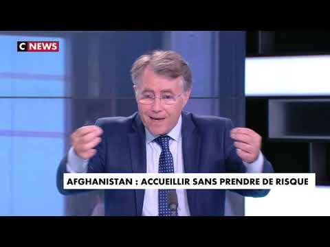 Situation en Afghanistan - CNEWS - MIDI NEWS du 24/08/21