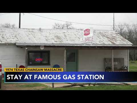 SHROOM - Stay At 'The Texas Chainsaw Massacre' Gas Station