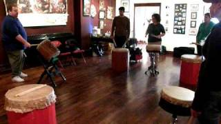 Taiko Drum Lesson #1