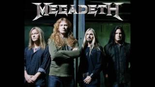 Megadeth -Black Swan- Lyrics (New Version HD)