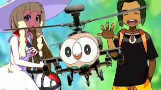 Прилетел в Алолу, а тут они... |Pokemon Ulтra sun and moon