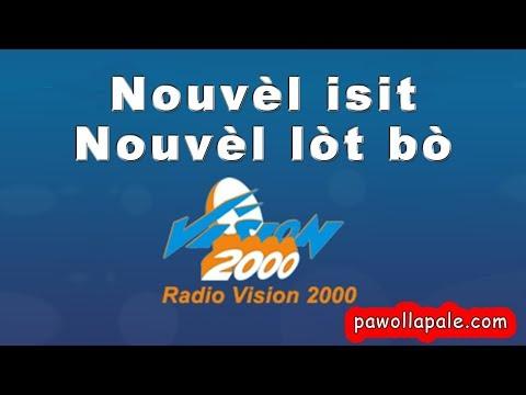 Nouvèl Isit / Nouvèl lòt bò - Mercredi 26 septembre 2018 / Kòman Ayiti leve maten an?