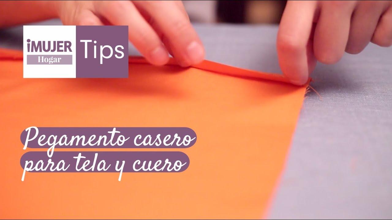 Tips hogar pegamento casero para tela y cuero - Pegamento para plastico resistente al agua ...