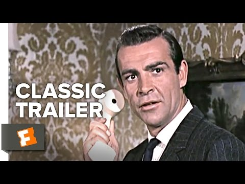 From Russia with Love trailers
