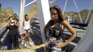 Salto en puenting de Steisy (myhyv) - Vivak Nature (www.vivak.es)