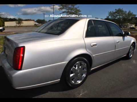 Untitled.alines video 2003 Cadillac DeVille - 4dr Sdn DTS ...
