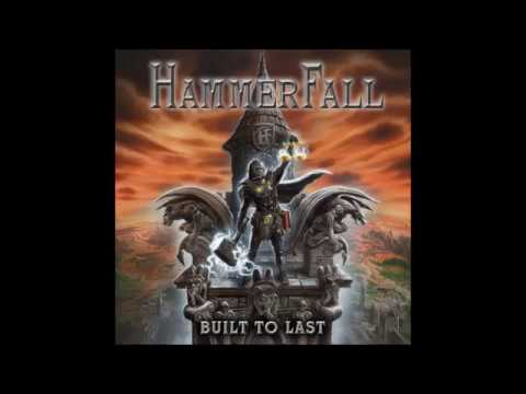 HammerFall - Second To None - HQ MP3 - Built to Last 2016