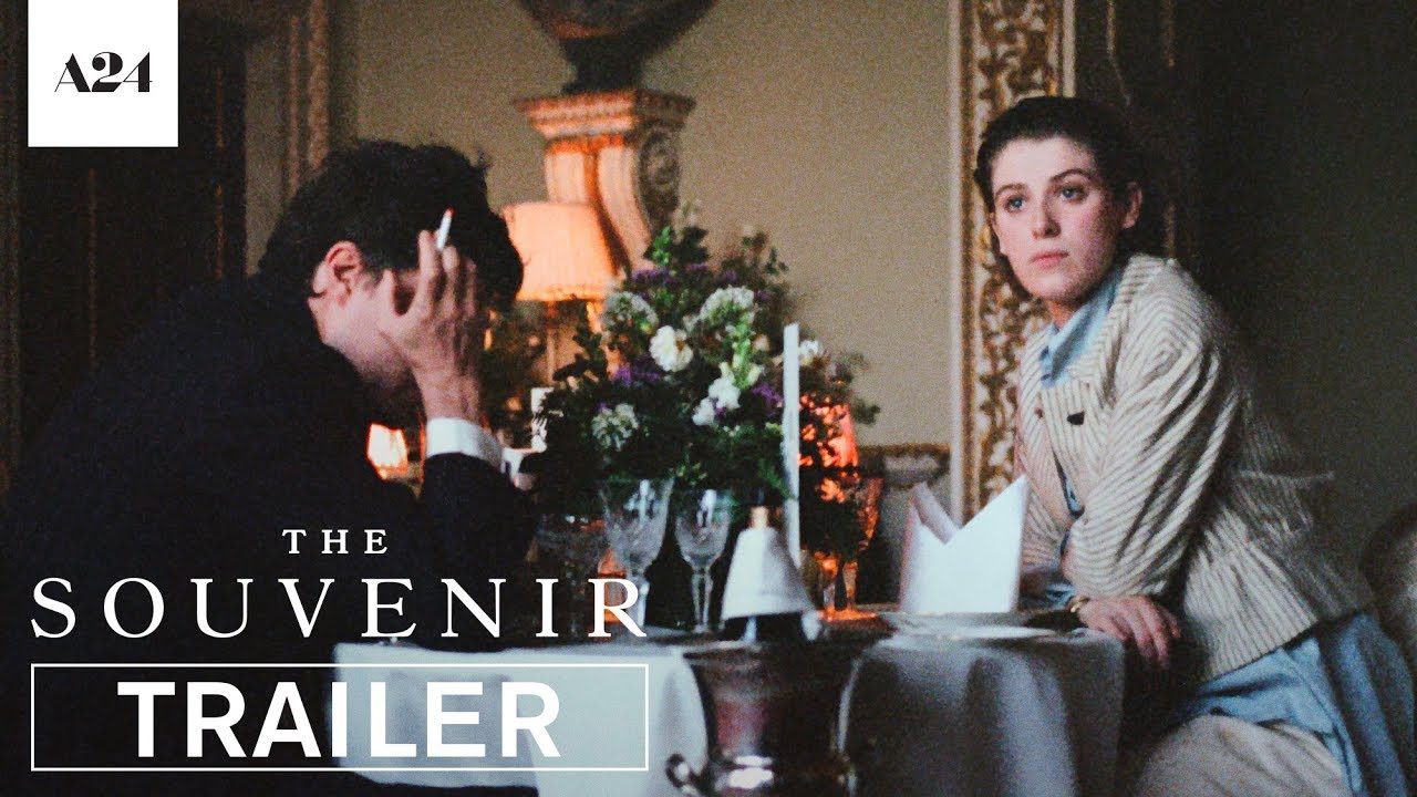 The Souvenir | Official Trailer | A24