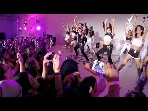 Now United x Rexona Dance Studio - São Paulo, Brazil