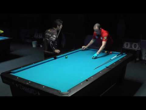 2016 Kuwait Open 9-Ball Championship Last 64:Shane van Boening vs Kuribayashi Toru