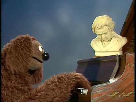 The Muppet Show: Rowlf - Beethoven's \