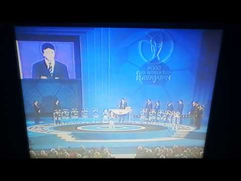 World Cup Draw 2002