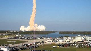 STS-133 Launch - Esther Dyson Camera Space Shuttle