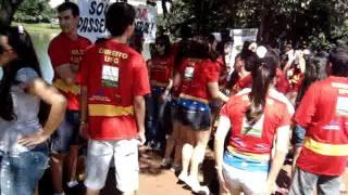 Trote no Vaca Brava 2012 [1/3] - Mais Veteranos que Calouros ainda!