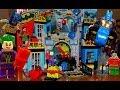 LEGO Batman Base Open, Build and Play - Juniors 10672 - Robin & Joker MP3