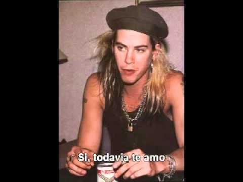 I Love You – Duff McKagan Subtitulado Español