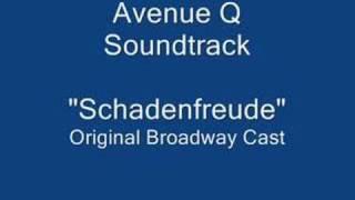 Avenue Q Schadenfreude
