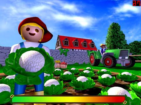 Playmobil - Alex op de Boerderij (1999) - Deel 2
