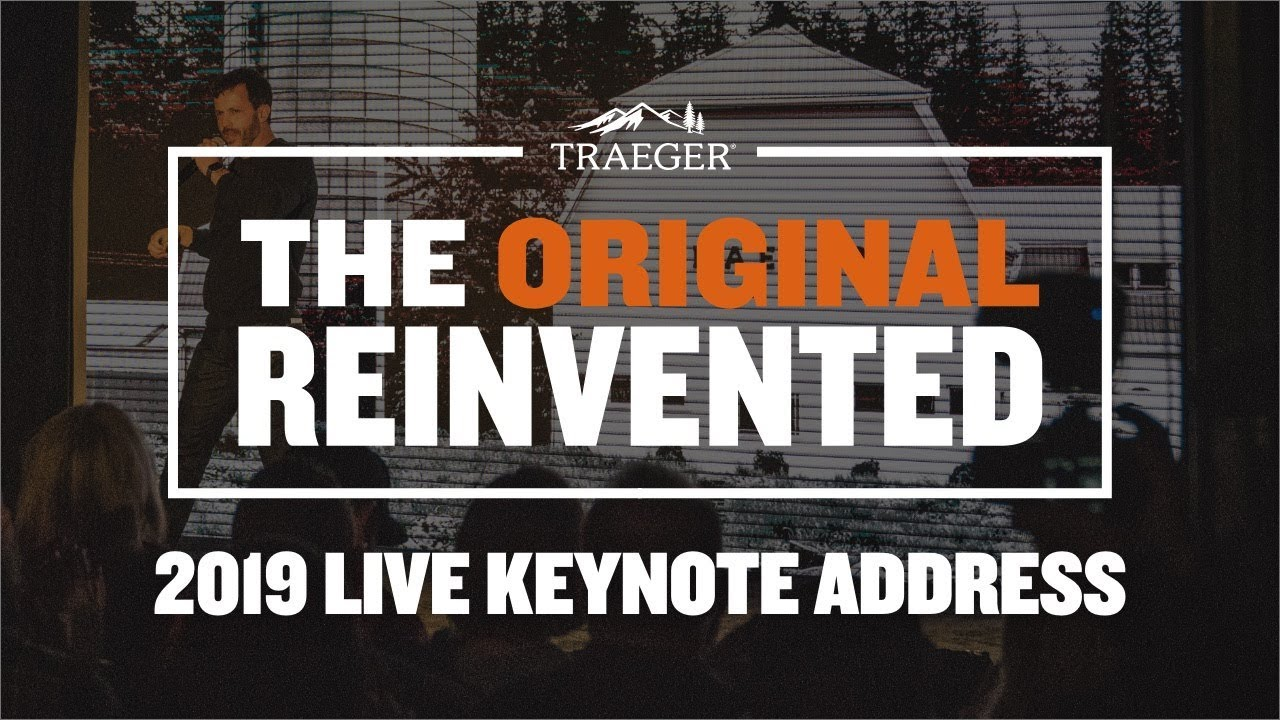 New Traeger Grills: The Original Reinvented thumbnail