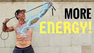 GET MORE ENERGY with This Workout