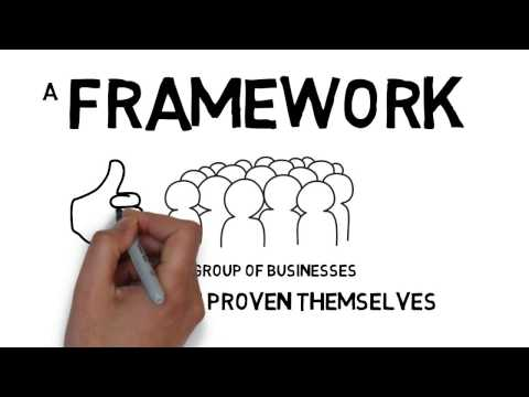 What is a Procurement Framework?