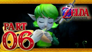 The Legend of Zelda: Ocarina of Time 3D - Part 6 - Lost Woods