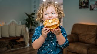 4 Kids TELL ALL for Donuts 😱🍩