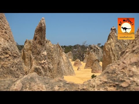 The Pinnacles - Cervantes, North Of Perth, Western Australia