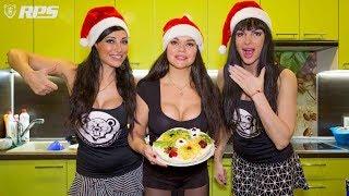Фитнес начинается с кухни: Новогодний фитнес-торт - не жиреем, а худеем!