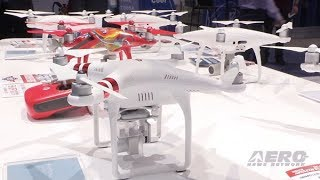 AMA Drone Report 04.18.19: Flt Over People, Not Drone Fault, FAA ANPRM