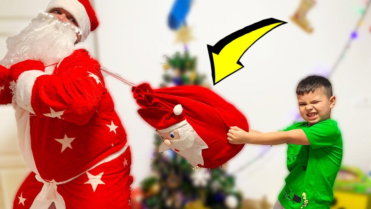 Егорка и Дед Мороз история про Подарки