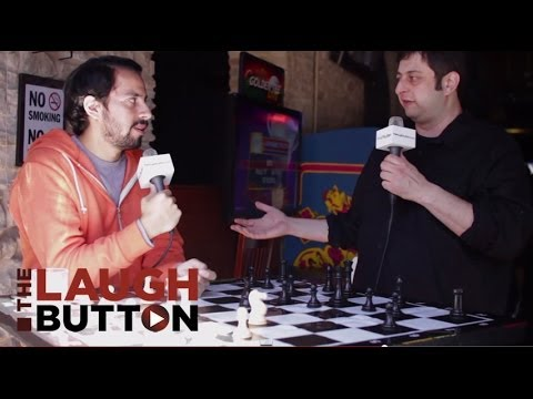 Recess with The Laugh Button - Eugene Mirman