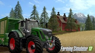 PS Vr Game Farming Simulator 17 From Seeds to Harvest Gameplay Trailer