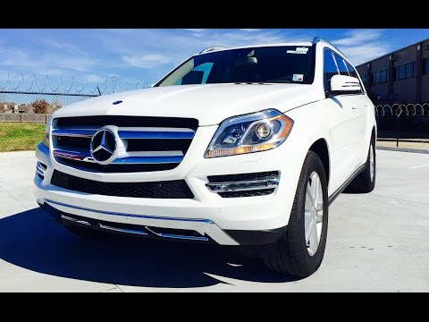 2015 Mercedes Benz GL450 4Matic GL Class Full Review /Start