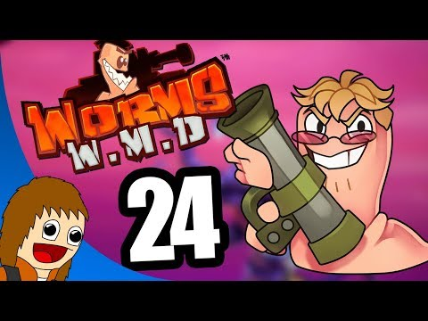 Worms W.M.D.: Too Many Turrets - Part 24