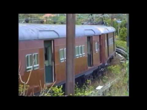 Chullora Junction Empty Cars to Elcar 1990.