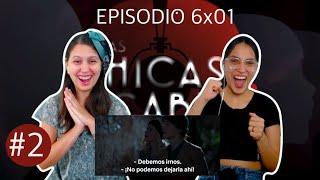 Las Chicas del Cable 6x01 - Reacción #2