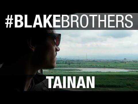 Tainan, Taiwan // #BLAKEbrothers in Taiwan #5