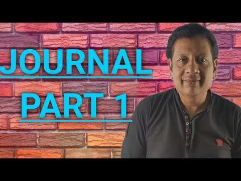 Basics of Journal