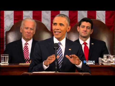 2016 State of the Union Address (C-SPAN)