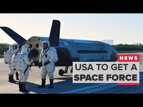 US Space Force: Here's what we know (CNET News)