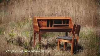 Arhaus Furniture - Exclusive Partnerships With Amish Artisans