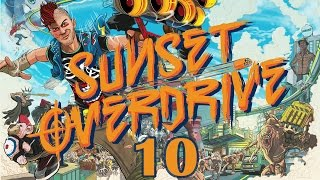 Sunset Overdrive《落日飆神》Part 10 — 再戰 Chaos Squad