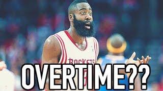 NBA Overtime Moments