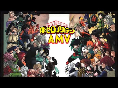 My Hero Academia AMV (determination Symphony)