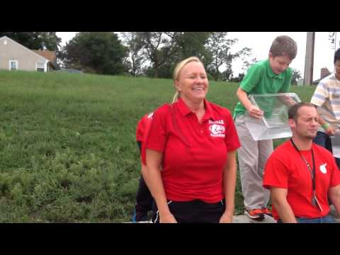 Parkview Center School Takes the ALS Ice Bucket Challenge