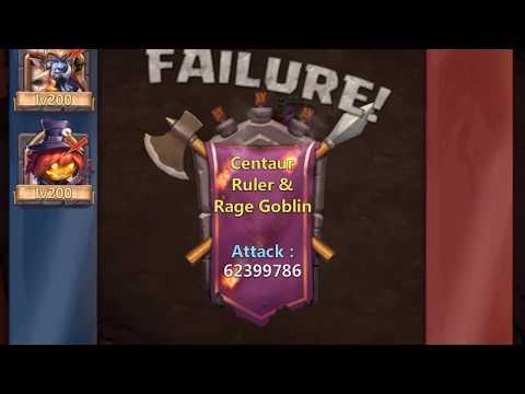 Boss Battle | How To | Castle Clash
