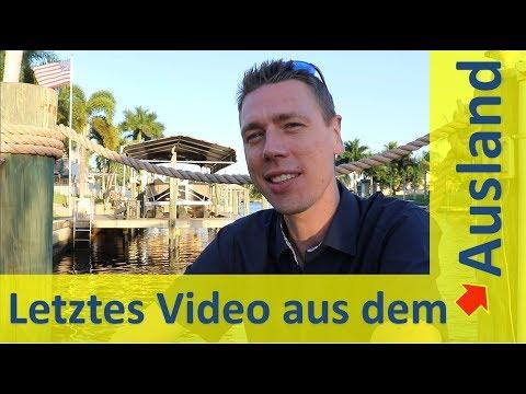 Richard Banks: Letztes Video aus dem Ausland