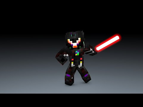 How To Make Lightsabers In Minecraft (No Mods)