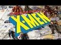 Creating Marvel Legends X-Men Display